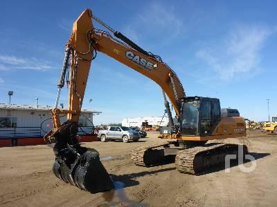 CASE CX300C Hydraulic Excavator