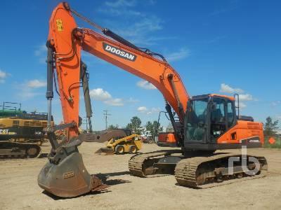 2015 DOOSAN DX225LC-5 Hydraulic Excavator