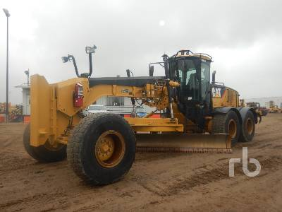 2011 CATERPILLAR 14M VHP Plus Motor Grader