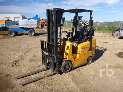 2002 HYUNDAI HLF18C-5 Forklift