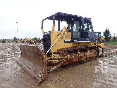 1998 KOMATSU D85E-21 Crawler Tractor