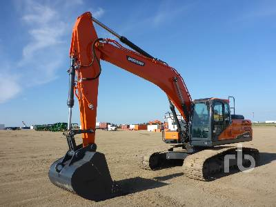 2015 DOOSAN DX255LC-5 Hydraulic Excavator