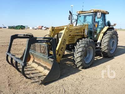 2003 CHALLENGER MT545 MFWD Tractor