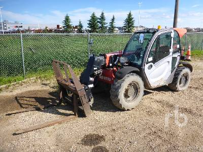 2012 MANITOU MLT625-75H 4x4x4 Telescopic Forklift