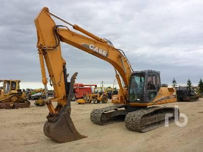 2003 CASE CX210 Hydraulic Excavator
