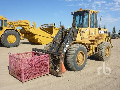 1990 CATERPILLAR IT28B Integrated Tool Carrier
