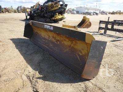 CATERPILLAR Q/C 14 Ft Dozer Blade Wheel Loader Attachment - Other