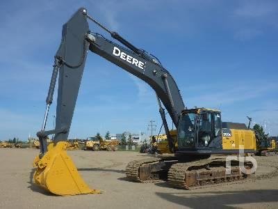 2014 JOHN DEERE 350G LC Hydraulic Excavator