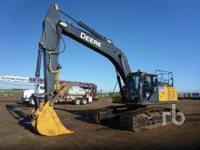 JOHN DEERE 290G LC Hydraulic Excavator