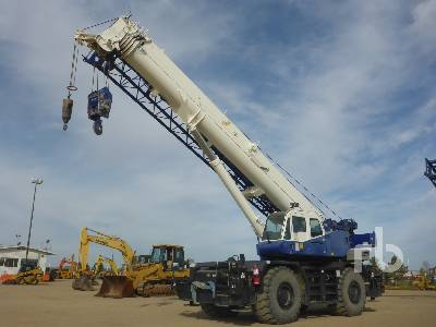 2014 TADANO GR750XL-2 75 Ton 4x4x4 Rough Terrain Crane