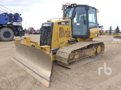 2014 CATERPILLAR D4K2 LGP Crawler Tractor