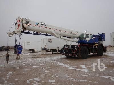 2013 TADANO GR1000XL-2 100 Ton 4x4x4 Rough Terrain Crane