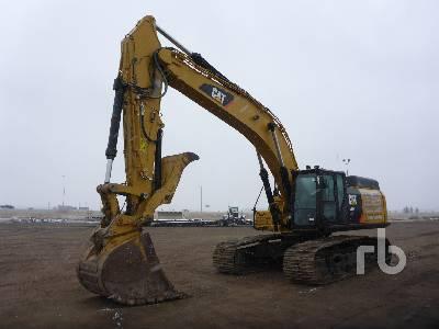 2016 CATERPILLAR 349FL XE Hydraulic Excavator