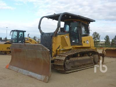 2005 JOHN DEERE 850J LT Crawler Tractor