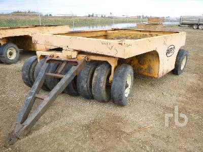 WRT PT-13 Pneumatic Wobbly Tow Behind Roller