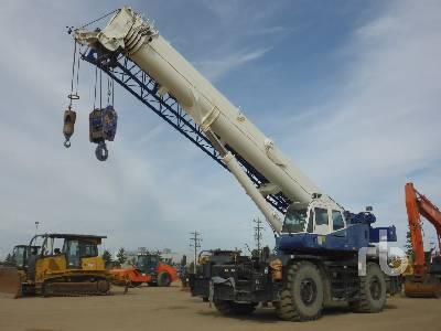 2013 TADANO GR750XL-2 75 Ton 4x4x4 Rough Terrain Crane
