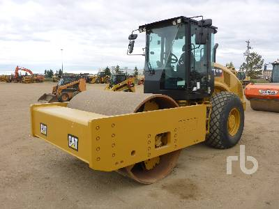 2017 CATERPILLAR CS76B Vibratory Roller