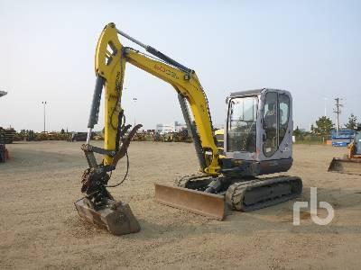 2014 WACKER NEWSON 6003 Midi Excavator (5 - 9.9 Tons)