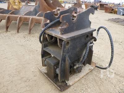 Q/C Excavator Plate Compactor