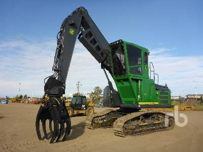 2017 JOHN DEERE 2656G Log Loader