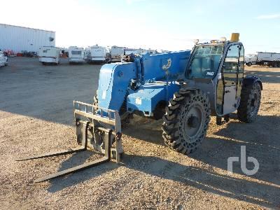 2013 GENIE GTH844 4x4x4 Telescopic Forklift