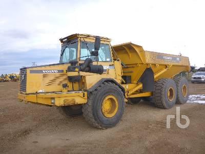 1997 VOLVO A25C 6x6 Articulated Dump Truck