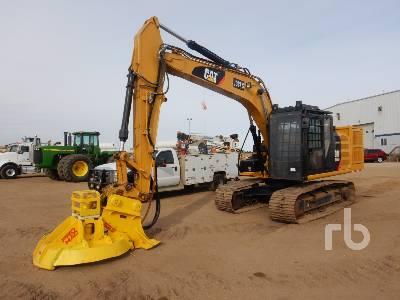 2015 CATERPILLAR 316EL Hydraulic Excavator