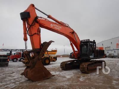 1990 HITACHI EX400 Hydraulic Excavator