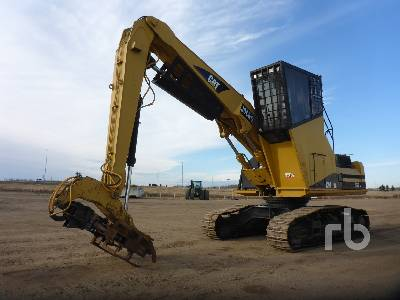1996 CATERPILLAR 330L Heel Boom Log Loader