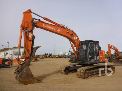 2013 HITACHI ZX225USLC-3 Hydraulic Excavator