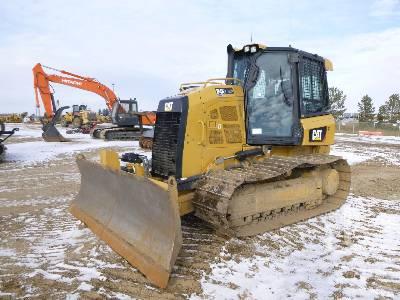 2018 CATERPILLAR D4K2 LGP Crawler Tractor