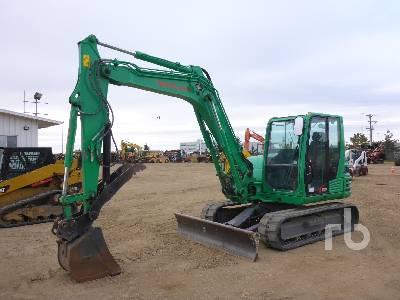 2015 TAKEUCHI TB290 Midi Excavator (5 - 9.9 Tons)