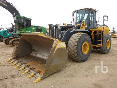 2015 JOHN DEERE 844K Series II Wheel Loader