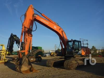 2012 HITACHI ZX290LC-5 Hydraulic Excavator