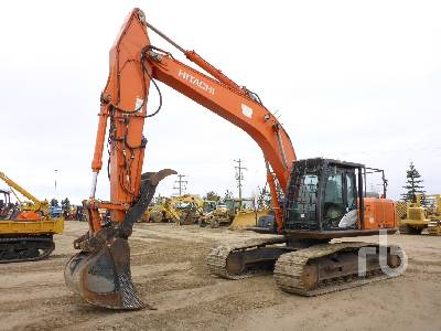 2014 HITACHI ZX290LC-5 Hydraulic Excavator