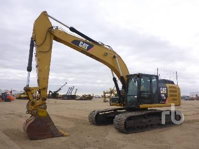 2012 CATERPILLAR 329EL Hydraulic Excavator
