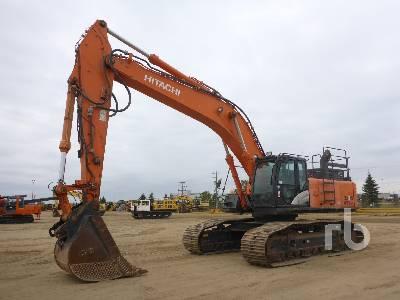 2012 HITACHI ZX470LC-5B VG Hydraulic Excavator