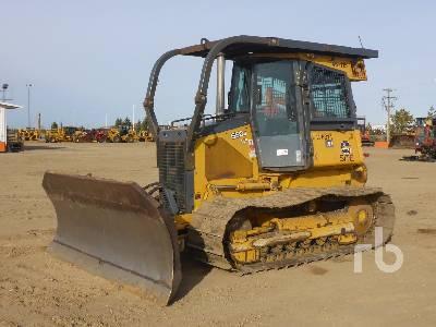 2008 JOHN DEERE 650J Crawler Tractor