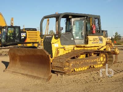 2012 KOMATSU D61PX-15EO Crawler Tractor