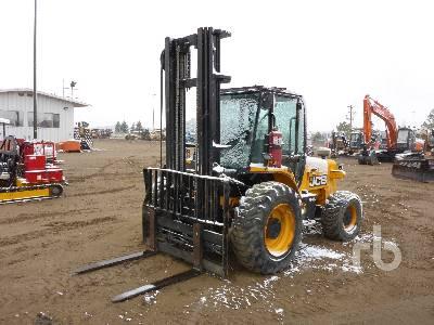 2010 JCB 940 Rough Terrain Forklift