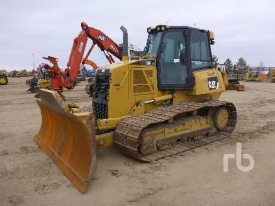 2012 CATERPILLAR D6K LGP Crawler Tractor