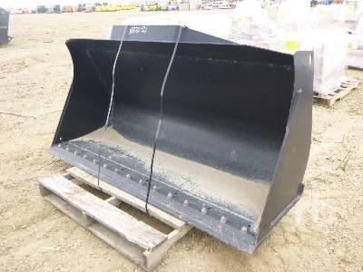 Unused JCB 74 In. Wheel Loader Bucket