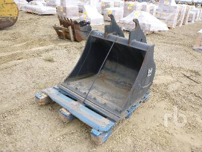 Unused DAEQUIP Q/C 36 In. Cleanup Loader Backhoe Bucket