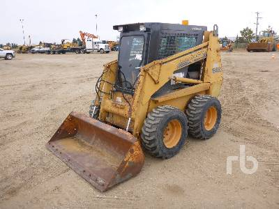 1996 CASE 1845C Skid Steer Loader