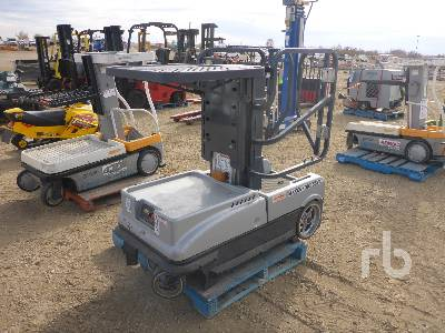 JLG SSV10 Electric Boom Lift