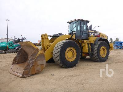 2016 CATERPILLAR 982M Wheel Loader