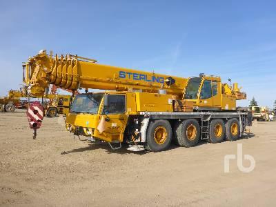 2004 TADANO ATF1000XL-2 100 Ton 8x8x8 All Terrain Crane