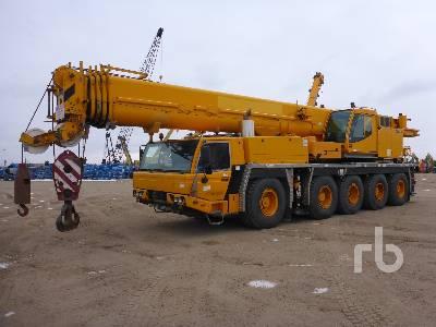2006 TADANO ATF110G-5 130 Ton 10x8x8 All Terrain Crane