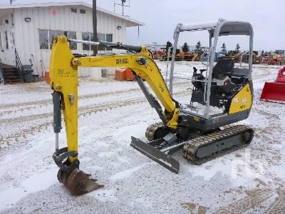 2015 WACKER ET20 Mini Excavator (1 - 4.9 Tons)