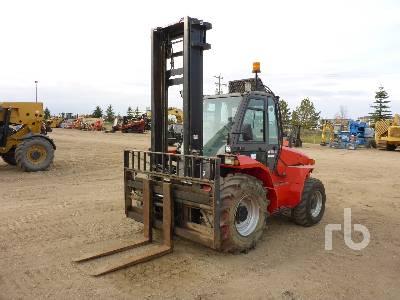 2008 MANITOU M50-4 4x4 Rough Terrain Forklift